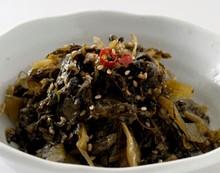 山形県産青菜煮